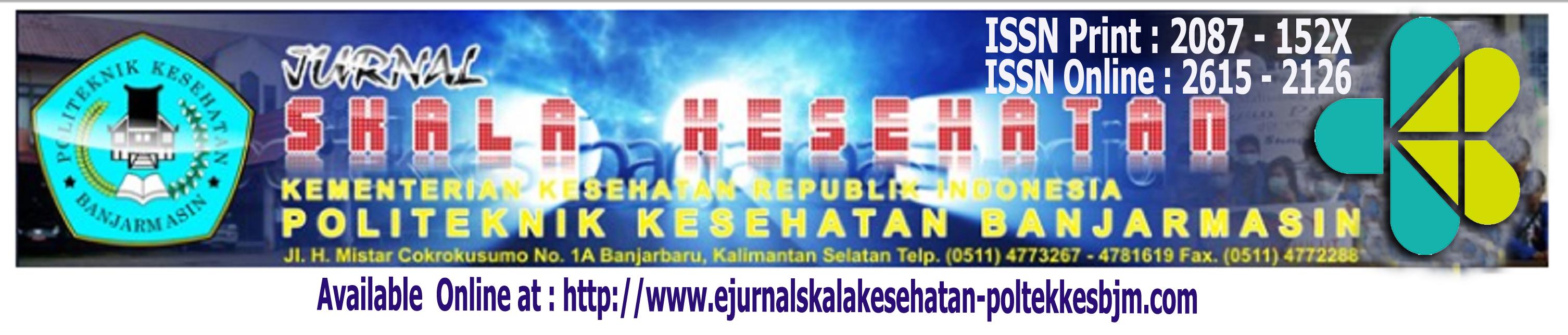Analisis Faktor Risiko Wasting Pada Balita Di Wilayah Kerja Puskesmas Idi Rayeuk Kabupaten Aceh Timur Tahun 2019 Jurnal Skala Kesehatan